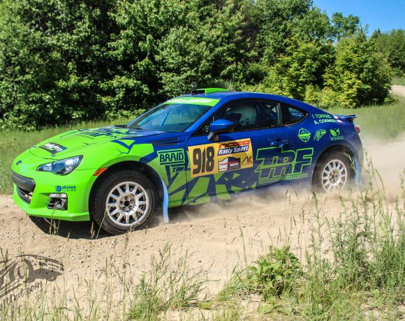 '13 Subaru BRZ Rally Car
